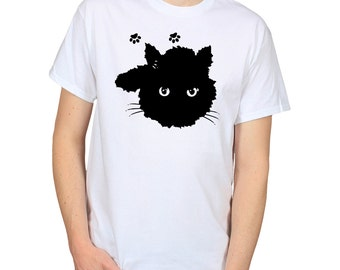 Hungry Cat T-Shirt
