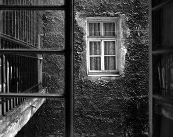 Windows - art photo by Stefan Kutsarov