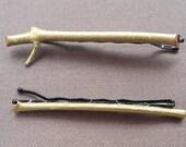Metallic Bobby Pins
