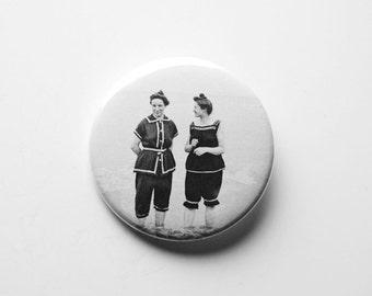 Badge - The bathers