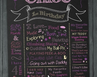 Popular items for chalkboard sign on Etsy