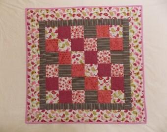 Birdy Modern Baby Quilt 2