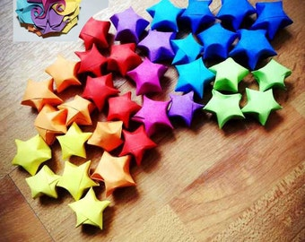 Artparty Origami inflatable Star Tutorial