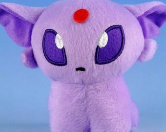 Espeon Doll Pokemon / Pocket Monster