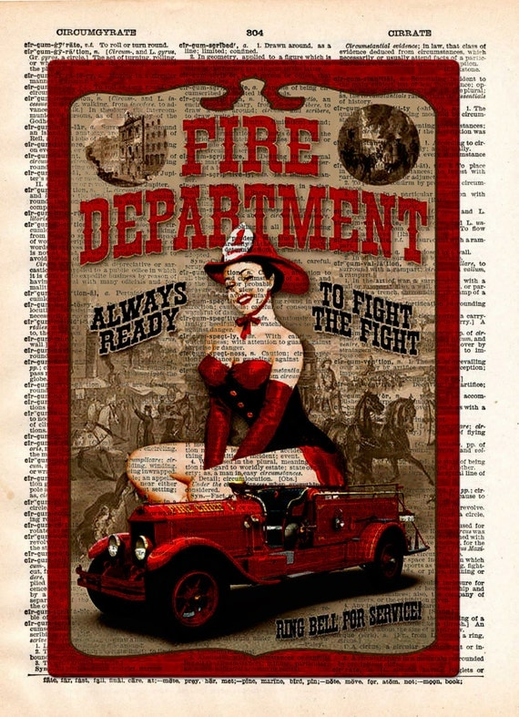 Fire Department Or Firefighters Symbol Stock Images