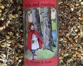 Little Red Rooibos Tea - Sleepy Citrus - Organic Loose Leaf // Chamomile, Lemongrass, Orange Peel