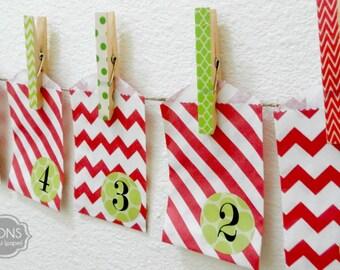 PRE ORDER:  Adorable Advent Calendar Kit