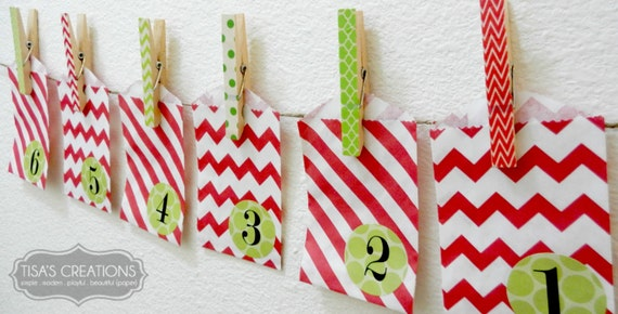 Adorable Advent Calendar Kit