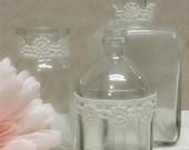 Small Bottle, Wedding Centerpiece, Chic Vase, Wedding Vase, Bud Vase, Garden Wedding, Wedding Trend, Bridal Shower, Bottle Vase, Baby Shower