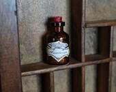 Love potion, Amortensia, tiny potion bottle