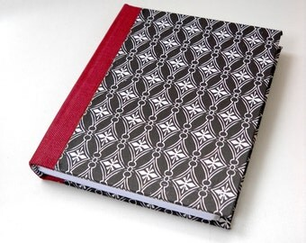 Victorian Papers Journal, Handmade Hardcover Journal