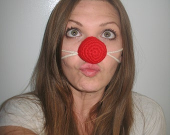 Red Nose Cozy