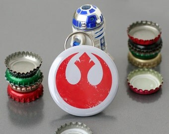 Rebel Alliance - Bottle Opener Keychain - Star Wars
