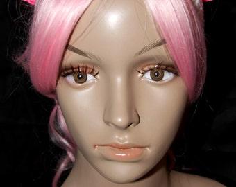 Pink Panda Headband / Ready to Ship