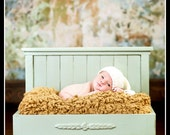 Distressed Daybed Newborn Photography Prop