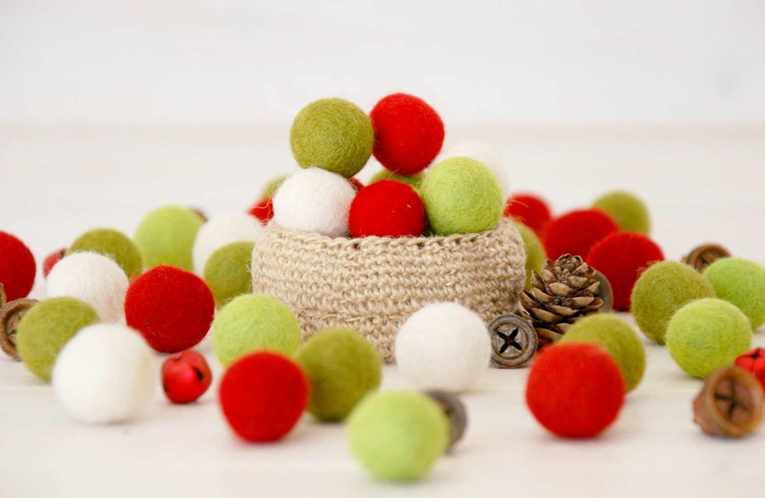How To Calculate A Room Size Felt Balls Christmas Felt Balls 1 100 Wool Felt Balls