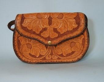 1960s Leather Handbag