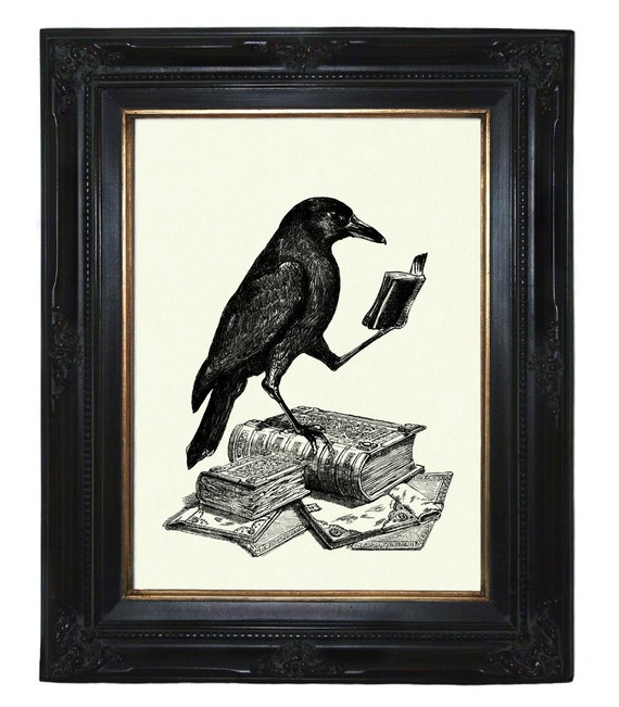 the raven a close reading The raven questions and answers a close, new critical reading focusing on the text of the poem alone can the raven is about a man who is grieving over.