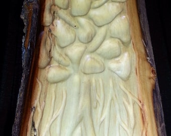 Tree Carving AsPeN High Quality