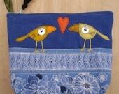 Lovebirds Pouch
