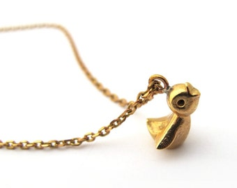 Chirp Necklace