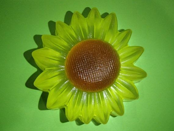 Sunflower Glycerin Soap