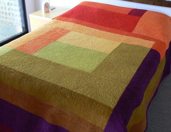 Color Pop Quilt - Made to Order