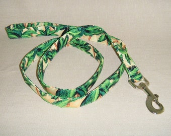 Palm Trees  - Dog Leash