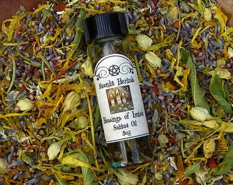 Blessings of Imbolc Sabbat Oil - Imbolg, Goddess Brigid, Illumination, Fertility, Abundance, Renewal, Purification, Growth, Purity, Pagan