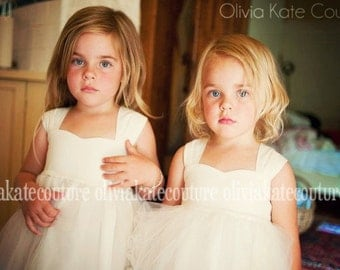 Flower Girl Dress As Seen On the Huffington Post