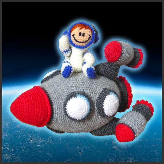 astronaut crochet - photo #22
