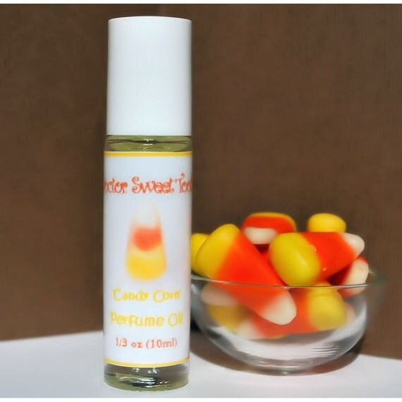 Candy Corn Perfume Oil Roll-On