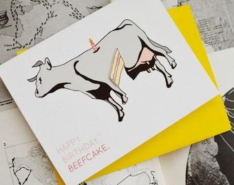 Happy Birthday Beefcake