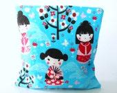 Reusable Snack Bag - Reusable Sandwich Bag - Large Size - Eco and Kid Friendly
