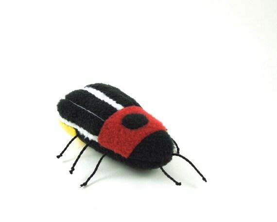 Firefly Stuffed Animal Plush Insect
