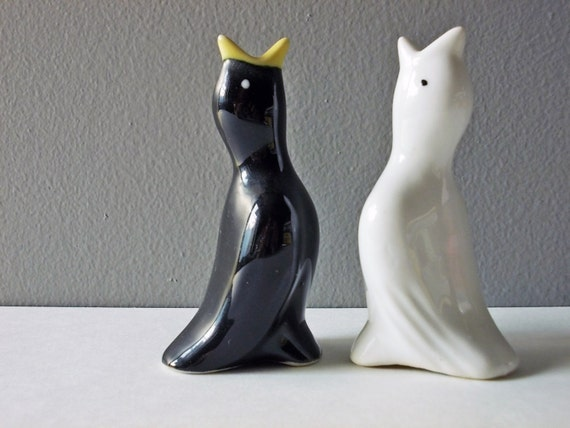 Vintage Pie Birds Blackbird And White Bird Ceramic Kitchen