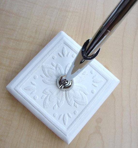 Guest Book Pen Monogram Book Coordinate, Lightweight 3x3  base