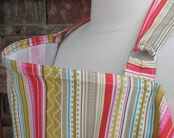 Nursing Cover-Stripe-Free Shipping When Purchased With A Wrap