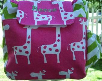 My Carrie Preschool/Kindergarten School Backpack