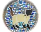 Siamese Cat Suncatcher