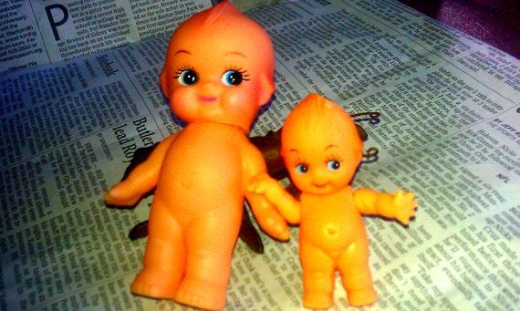 retro chalet kewpie dolls