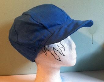 Luke's Hat From Professor Layton