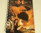 The Mummy Upcycled Spiral Bound Notebook CLEARANCE