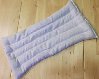 Large Lavender Hot Cold Pack with Choice of Washable Cover