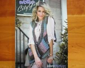 Three Noro Knitting Pattern Books. City Girls, Mardi Gras, Eternal, Cornelia Tuttle Hamilton
