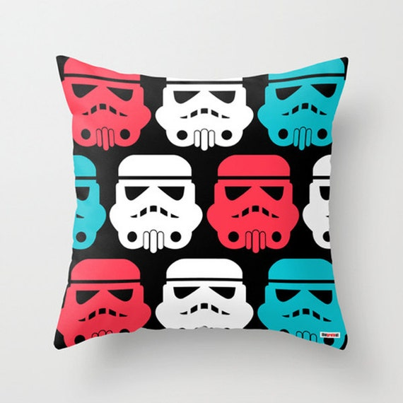 Throw Pillows With Stars : Star wars pillow cover Decorative throw pillow