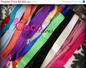 Sale 50% Off EVERYTHING 20 Interchangeable Elastic Headbands Newborn Baby Toddler Girl & Adult