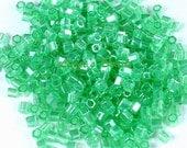 8/o Hex TOHO Japanese Glass Seed Beads #144-Ceylon Celery 15g