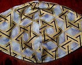 Golden Stars of David kippah or yarmulke
