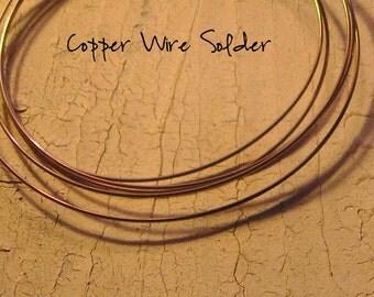 Copper Wire Solder